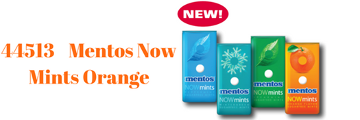 Mentos Now mints