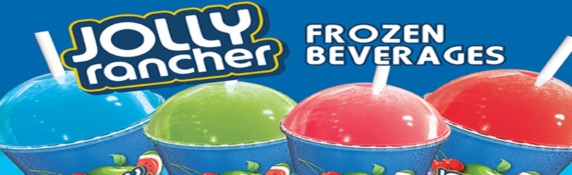 Jolly Rancher Frozen Beverages