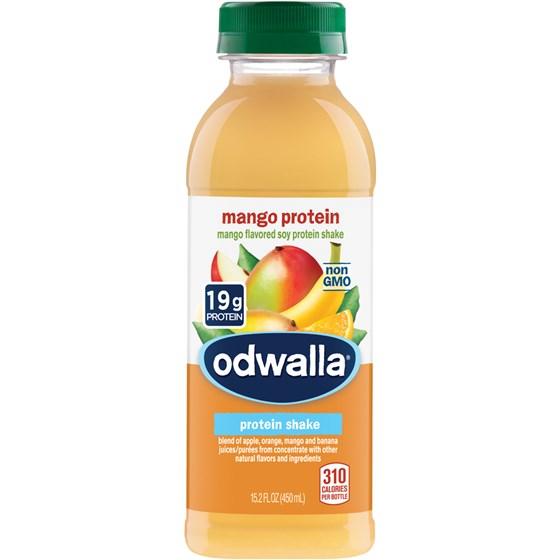 odwalla juice protein drink mango 152 oz resnick