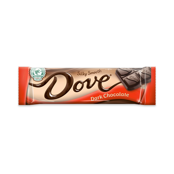 Dove Dark Chocolate Bar 1 44oz Resnick Distributors